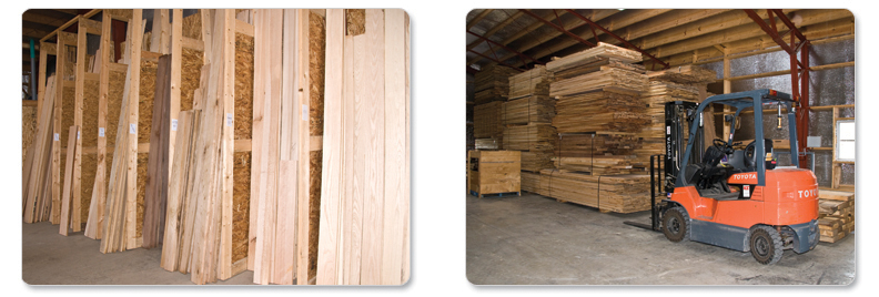 Call us for a full list of our premium, high-quality woods at (440) 477-6458.